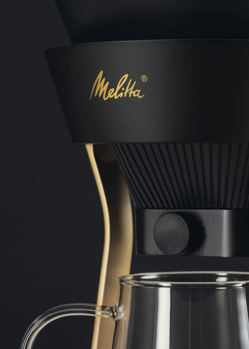 Melitta® AMANO: a Pour Over coffeemaker with ingenious functionality